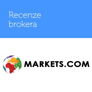 Markets.com – recenze forex brokera, zkušenosti, diskuze