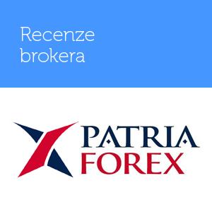 Patria Forex – recenze tuzemského forex brokera, diskuze