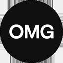 Kryptoměna OMG logo