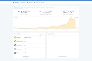 Platforma - zakup kryptowalut