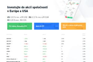Skúsenosti s brokerom XTB (predtým X-Trade Brokers)