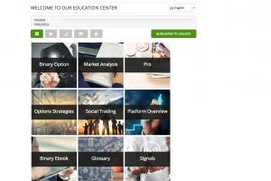Edukační centrum Binary TILT