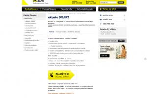 Výhodný účet eKONTO SMART od Raiffeisen