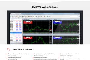 Metatrader ke stažení u brokera XM.com