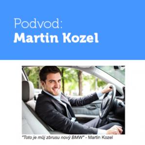 Podvod: Martin Kozel a binární opce – recenze, zkušenosti, diskuze