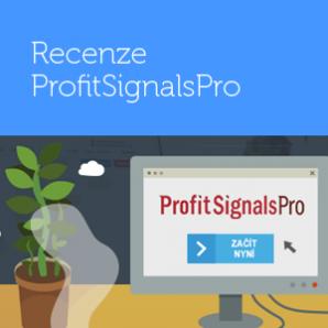 Šokující podvod ProfitSignalsPro – recenze, zkušenosti, diskuze