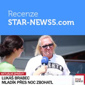 Podvod STAR-NEWS5.com a Lukáš Brabec – recenze, zkušenosti, diskuze Star News5