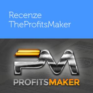 Podvod ProfitsMaker (Profits Maker) – recenze TheProfitsAlgorithm, zkušenosti