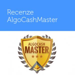 Podvod AlgoCashMaster – recenze AlgoCashSystem, zkušenosti, diskuze