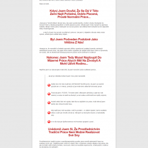 Recenze - webová stránka Systém Snadných Peněz