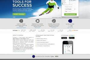 StockPair - web brokera