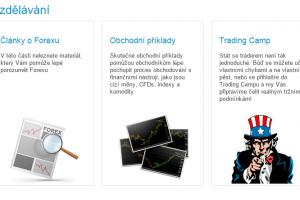 Vzdělávání u brokera Admiral Markets