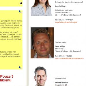 Zdenek Nowak ke ve skutečnosti Sven Muller