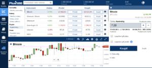 Testovací demo účet s virtuálním kapitálem