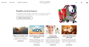 Na principu MLM funguje například Oriflame