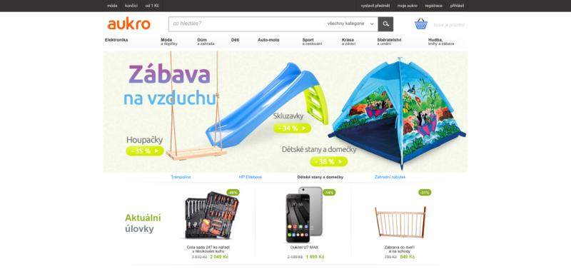 Vydělat peníze lze i prodejem na webu Aukro