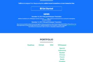 XRB - oficiální web