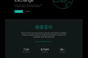 ZRX - oficiální web