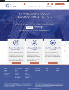 Fxglobal.com - oficiální web brokera