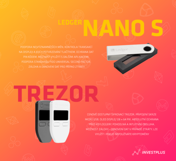 Ledger NANO S vs. TREZOR