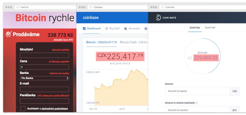 Nevýhodné kurzy oproti konkurenci - i to je FreeCoin