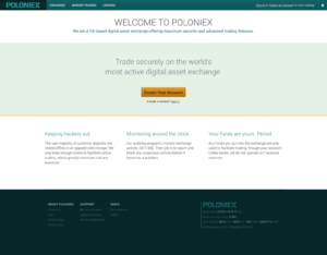 Recenze a zkušenosti s Poloniex