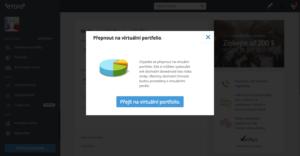 Na demo účtu eToro naleznete virtuální kapitál 100 000 USD