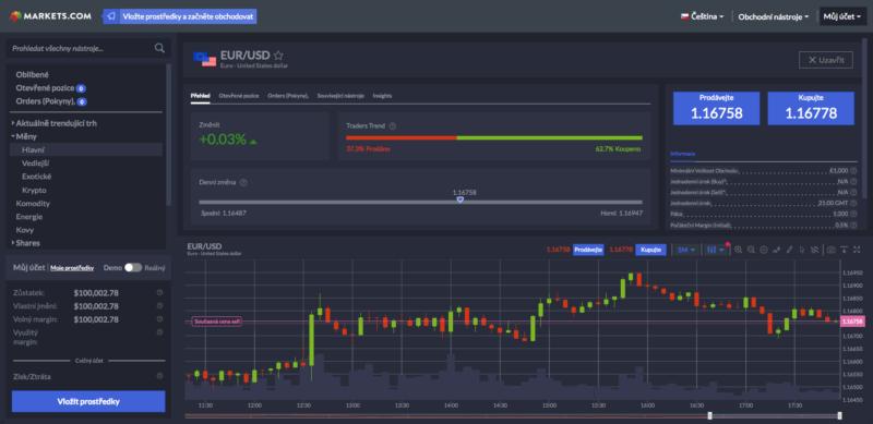 Webová obchodní platforma
