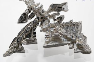 Krystal stříbra