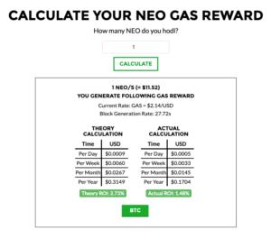 Jak vydělat na kryptoměnách? Například formou dividend u měny NEO