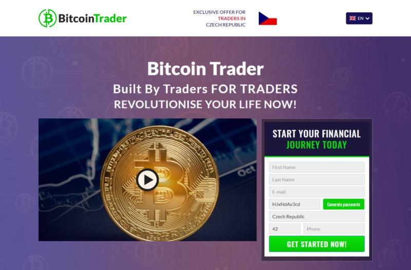 Platforma Bitcoin Trader