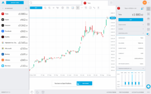 Fyzické akcie na platformě Trading 212