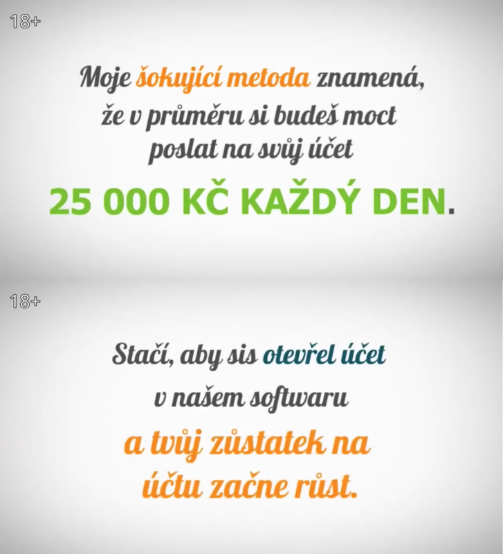 Úryvky z propagačního videa