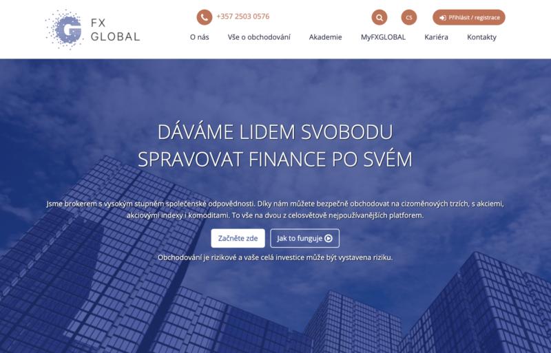 Broker FX Global