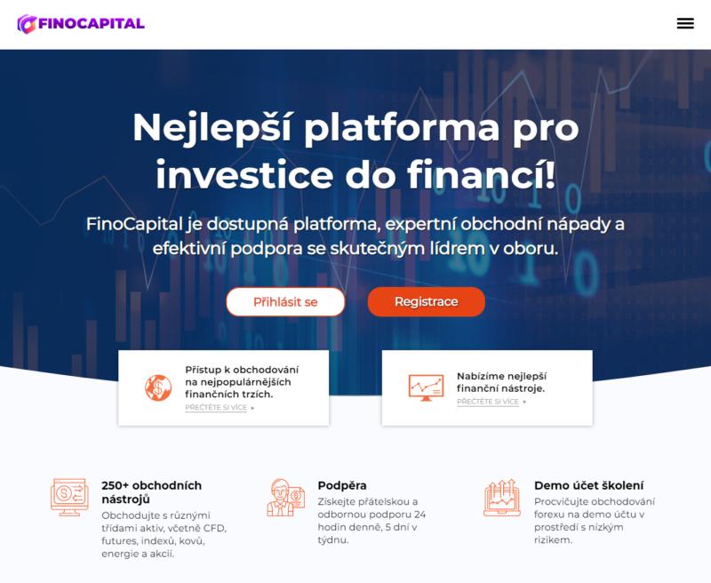 Broker Fino Capital