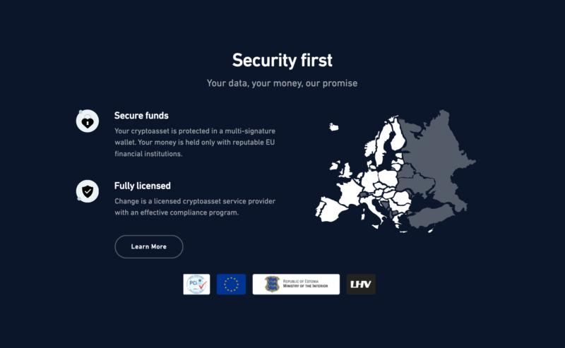 Směnárna je držitelem evropské licence