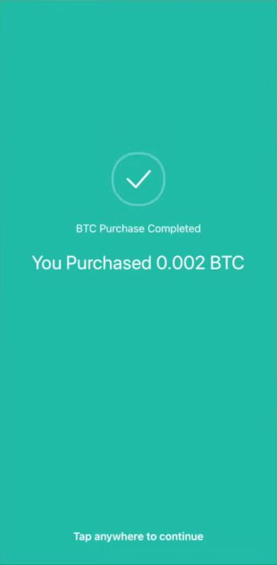 Zakoupené kryptoměny se na účet u Crypto.com připíší okamžitě