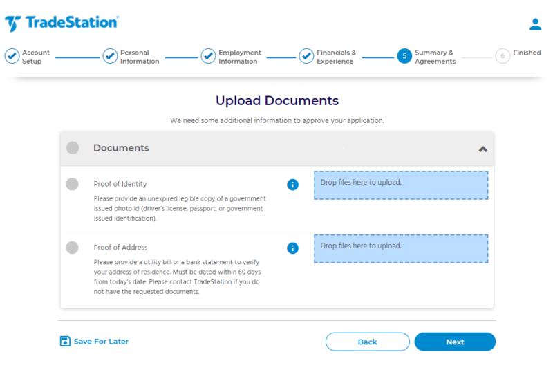Verifikace účtu